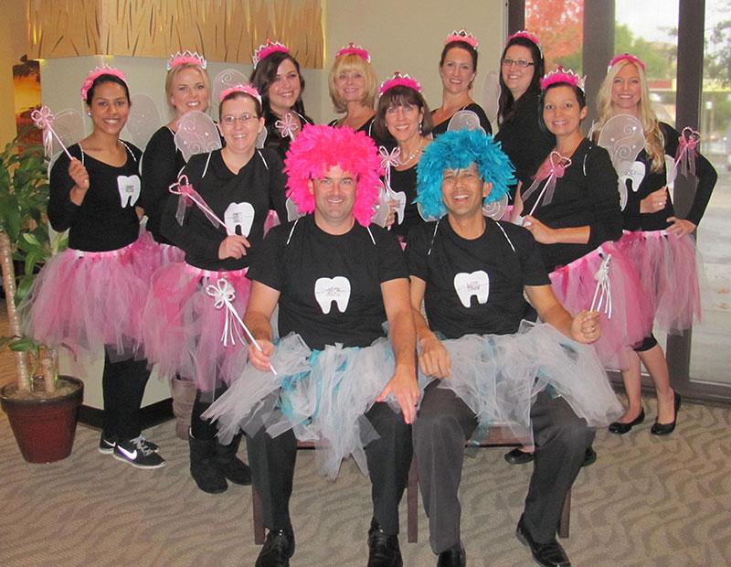 Staff at Petaluma Orthodontics