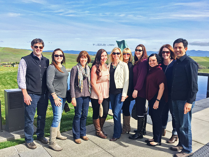 Team Building Day with Petaluma Orthodontics