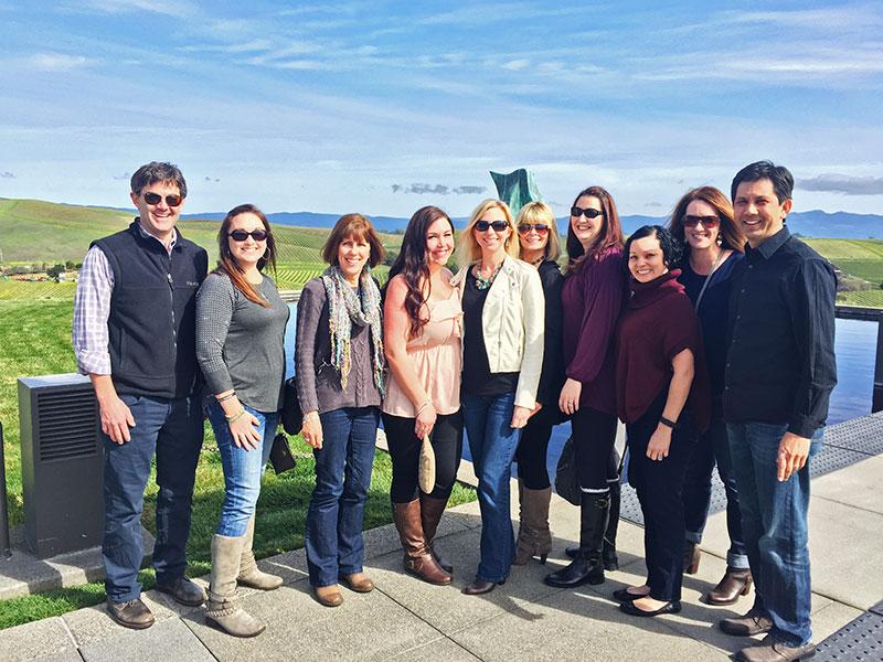 Team Building Day with Petaluma Orthodontics